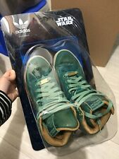 Adidas Originals Star Wars Metro Attitude Jabba the Hutt Trainers Sneakers UK6