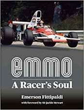 Emmo: A Racer's Soul, New, Fittipaldi, Emerson Book