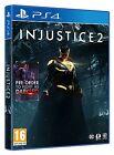 Injustice 2 (PS4) BRAND NEW SEALED MARVEL