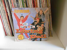 """CLIFF RICHARD THE YOUNG ONES """"Living doll / Happy"""" 7""""  MADE IN U.K."""