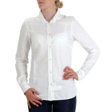 Maglie e camicie da donna a manica lunga Blusa Cotone