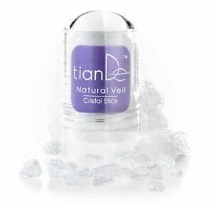 TIANDE Natural Veil Crystal Body Deodorant 100% Eco Deodorant Antiperspirant