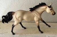 Vintage Breyer BLACKFOOT Dun Stallion 750602 American Quarter Horse 2006