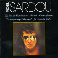 CD de musique en album variété Michel Sardou
