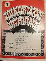 Akkordeon - HITPARADE - Band 1