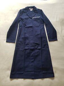 ROLLS ROYCE Workshop Factory Coat Long Sleeve Work Wear Jacket