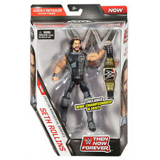 WWE Mattel Elite Collection Then Now Forever Seth Rollins Figure &