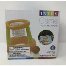 Floating Basketball Swimming Pool Inflatable Intex Water Game - New