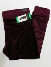Champion  Women's Velvet Pants Size XL Wine Sonoma  NEW