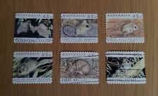 Complete Australia postage stamp set - 1992 Threatened Species