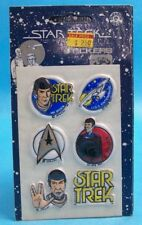 Star Trek The Motion Picture 6 Stickers 1979 By Aviva Paramount Pictures