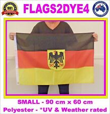 German flag Germany Eagle flag for caravan sport boat sailing pole or house