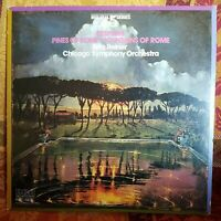 Respighi  Pines & Fountains of Rome  Reiner/C.S.O.  RCA .5 Series ARP1-4579  M-