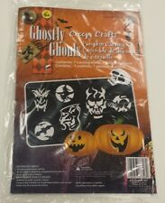 Halloween Pumpkin Carving Kit Includes Drill, Carving Knife & 6 Patterns