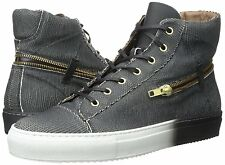 Bacco Bucci Men's Teo Black Leather Sz 10 Made in Italy