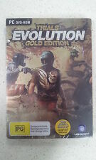 Trials Evolution Gold Edition Steelbook (Not Imported) PC Game Brand New&Sealed