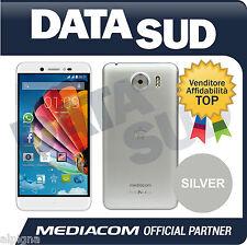 Smartphone MEDIACOM PhonePad Duo S532L GRIGIO/ARGENTO/SILVER M-PPAS532L Dual Sim