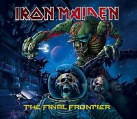 Iron Maiden - The Final Frontier  Boxed Set [CD] Sent Sameday*
