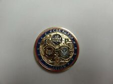 CHALLENGE COIN PRESIDENTIAL INAUGURATION US BORDER PATROL CBP NATION 58TH PRESID