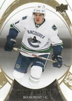 2015-16 Upper Deck Trilogy Hockey #84 Bo Horvat Vancouver Canucks