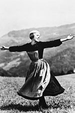 Julie Andrews Arms Outstretched On Mountain The Sound Of Music 11x17 Mini Poster