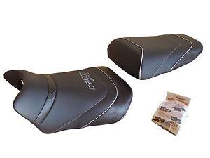 SEAT COVER DESIGN SUZUKI SV 650 S/N [2006-2012] TOP SELLERIE - WEB4357