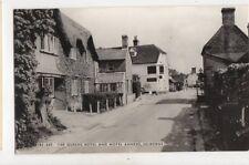 The Queens Hotel & Motel Annexe Selborne RP Postcard 897a