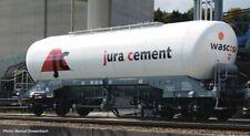 Roco Jura Cement Uacns Bogie Silo Tank Wagon VI HO Gauge RC76146