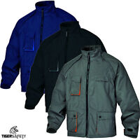 Delta Plus Panoply Northwood Mach 2 Padded Work Jacket Coat Removable Sleeves