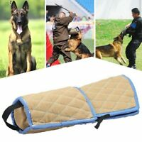 Dog Bite Sleeve Arm Protection Free Training Young Police Pet AU AH