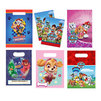 Paw Patrol PJ Masks Birthday Party Loot Bags Various Amounts Boys & Girls