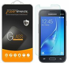 3X Supershieldz Samsung Galaxy J1 Mini (2016) Tempered Glass Screen Protector