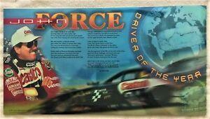 Poster Set Action 4 Chromium JOHN FORCE Castrol GTX Funny Car