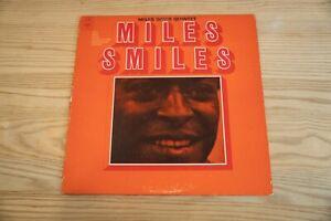 Miles Davis Miles Smiles original 360 Sound MONO LP NM- -1A stampers