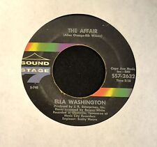 Ella Washington Sound Stage 7 2632 The Affair and Stop Giving Your Man Away