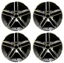 "18"" Ford Mustang GT500 2010 Factory OEM Rim Wheel 3811 Charcoal Machined Set"