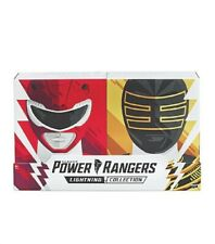 Power Rangers Lightning Collection Mighty Morphin Red & Zeo Gold Rangers Set