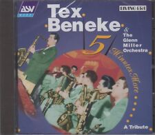 "Tex Beneke & The Glenn Miller Orch. ""NEW & SEALED CD"" 1941-49 - 1st Class Post"