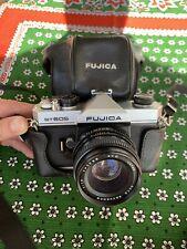 Fujica St 605 Spiegelreflex Kamera Mit Revuenon Objektiv 50mm