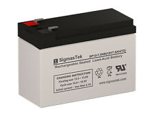 Battery Replacement For APC Back-UPS Pro BP280B UPS by SigmasTe, 12V 7AmpH