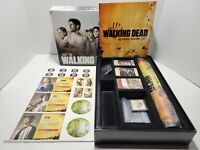 AMC The Walking Dead Board Game Cryptozoic Entertainment 100% Complete 2011