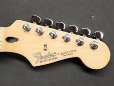 2001 Fender Standard Mexico Stratocaster MAPLE NECK Strat Electric Guitar MIM