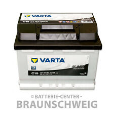 Varta Black Dynamic C15 - 12 V / 56 Ah - 480 A/EN Autobatterie KFZ PKW Batterie