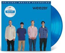 Weezer The Blue Album [Latest Pressing] LP New + Sealed Blue Vinyl MoFi 180g