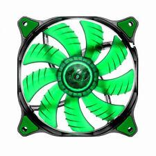 [COUGAR] DUAL-X CFD 140mm Green LED Case Fan,14CM,1000RPM,3pin,CF-D14HB-G