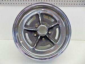 """Jan 1982 Buick Electra Rally Wheel 15"""" x 6"""" JJ 4 3/4"""" Lug Pattern"""