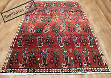 OLD WOOL HAND MADE PERSIAN ORIENTAL FLORAL RUNNER AREA RUG CARPET 262x174CM