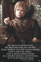 "GAME OF THRONES - TYRION LANNISTER - 91 x 61 cm 36"" x 24"" TV SERIES POSTER"
