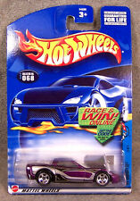 Hot Wheels ~ 1997 Corvette ~ Purple