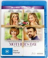 Mother's Day Blu-ray Jennifer Aniston Kate Hudson Julia Roberts